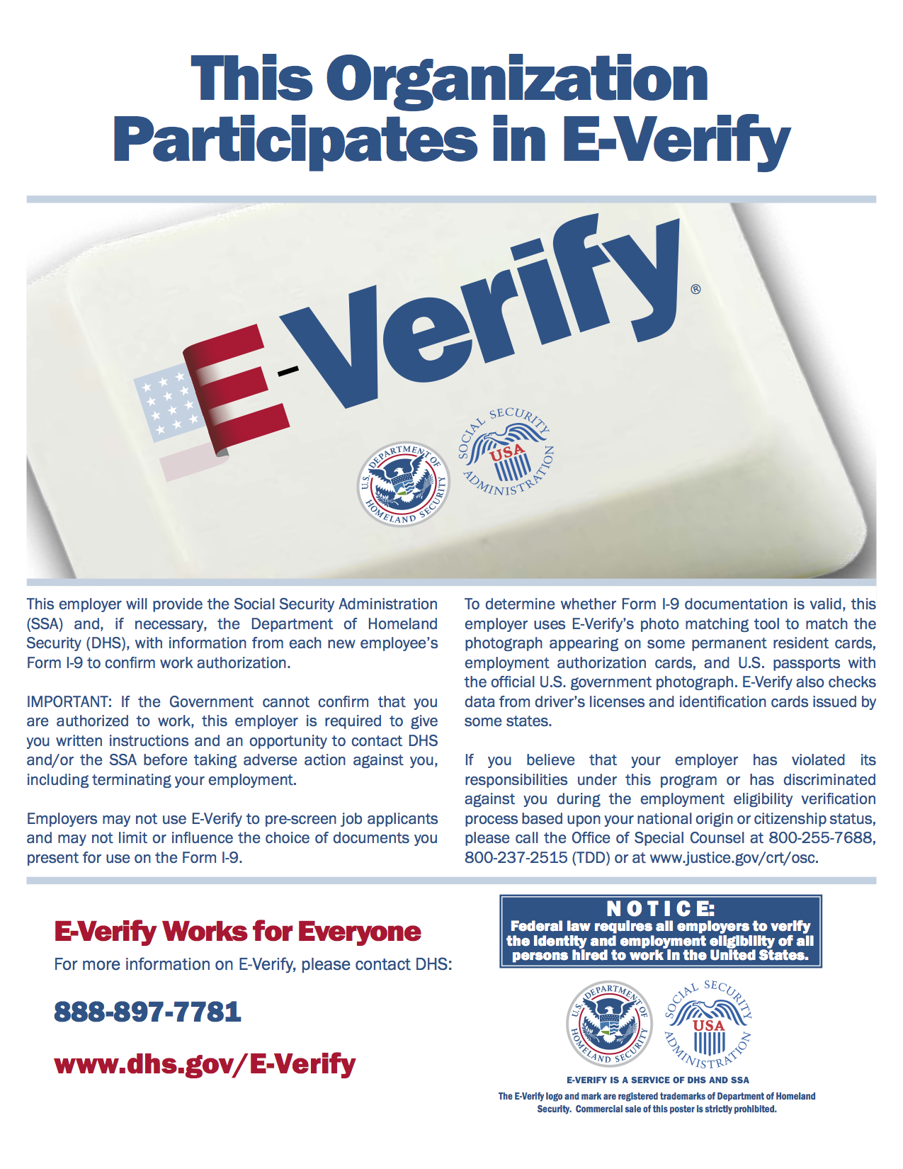 E Verify Program >> E Verify Technology Talent Zen